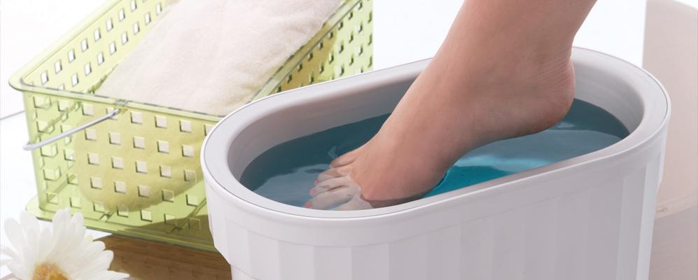 парафинотерапия для ног, парафиновые ванночки для ног минск